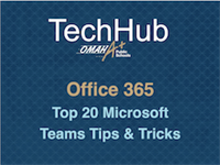 Top 20 Microsoft Teams Tips & Tricks